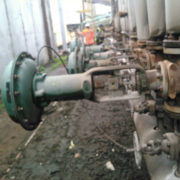 Removal of Valves & Instrumentation