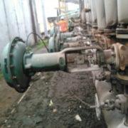 Removal of Valves & Instrumentation